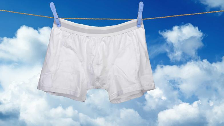 Don't wear new boxer shorts on an exciting date