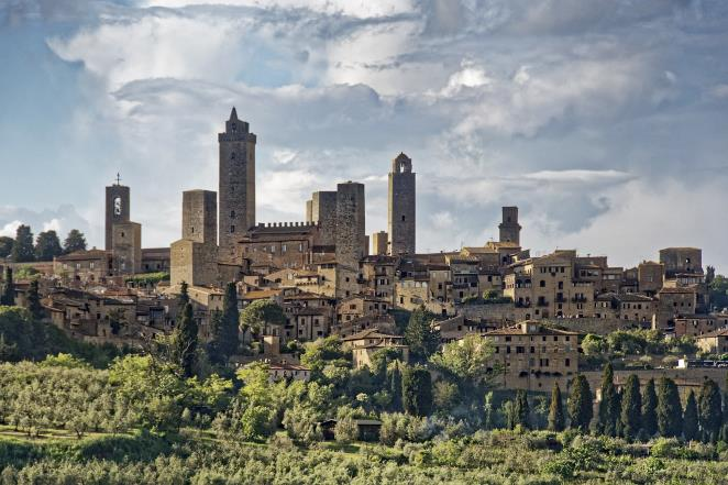 Top 10 most beautiful villages and towns in Tuscany