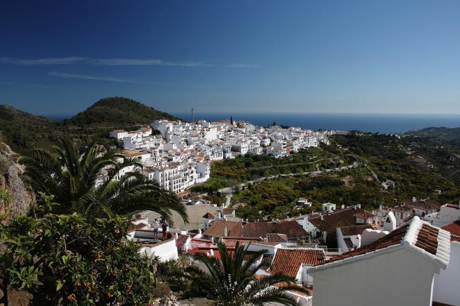 These are the 10 most beautiful villages of Andalusia