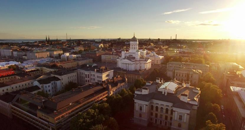 Experience sustainable Helsinki with service Think Sustainably