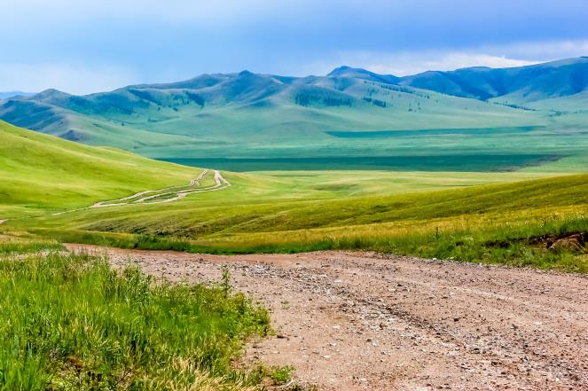 A journey through eastern Mongolia clockwise