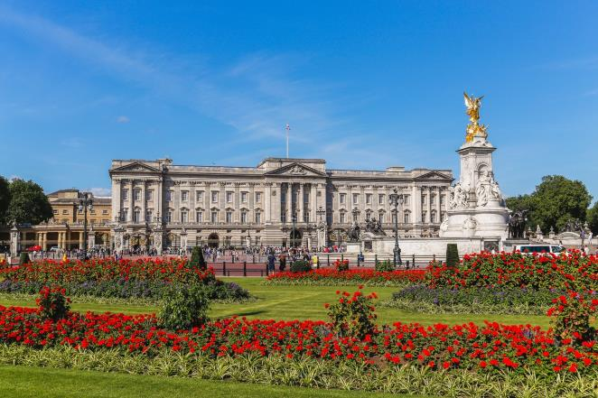 With this vacancy you can live in Buckingham Palace!