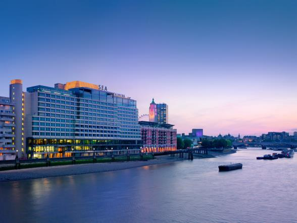 Hotel review: Sea Containers London