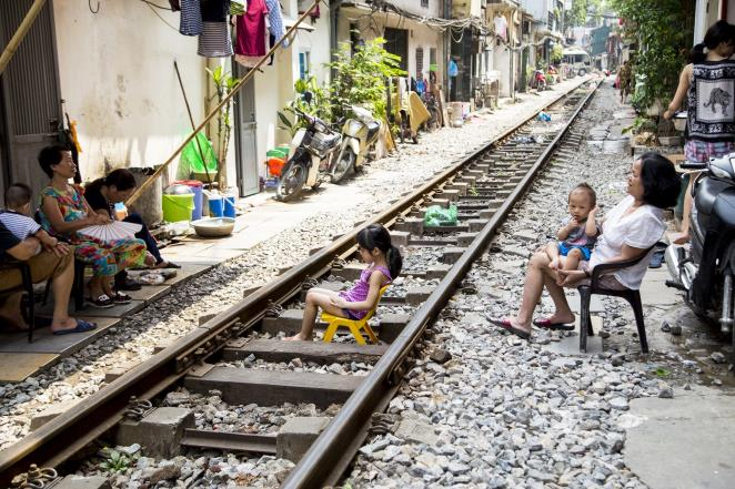 Insta-famous Train Street in Hanoi closes cafes