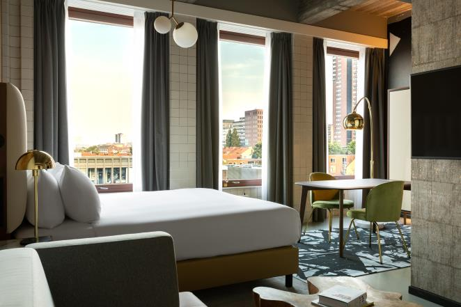 Hotel review: The Slaak, Rotterdam