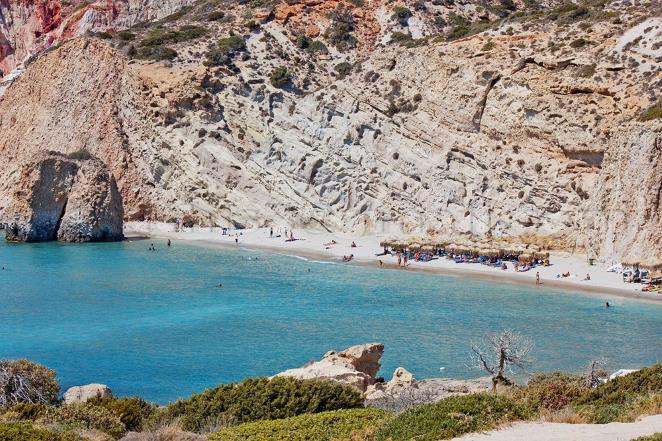 Here you will find the most beautiful beach in Europe