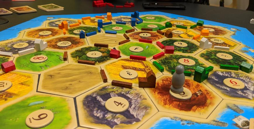 This is the best way to win Catan
