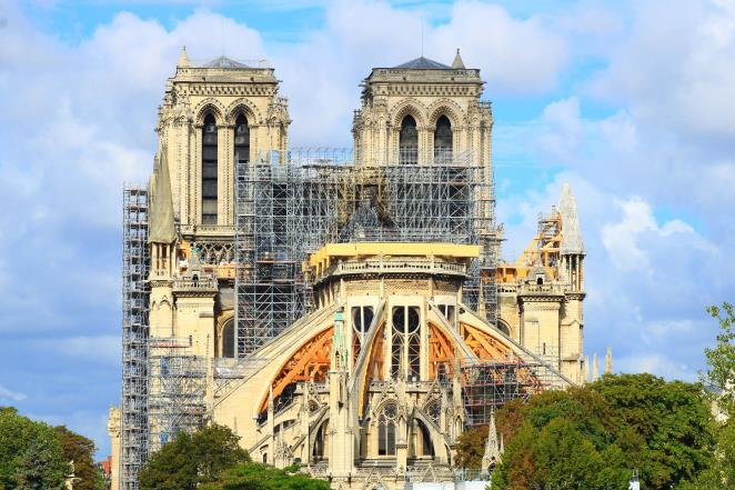 Notre-Dame renovation has been postponed due to corona outbreak