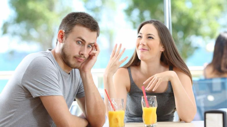 Selective hearing: how often does your partner ignore you?