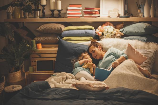 The parenting issue: 'My daughter (5) doesn't fall asleep herself'