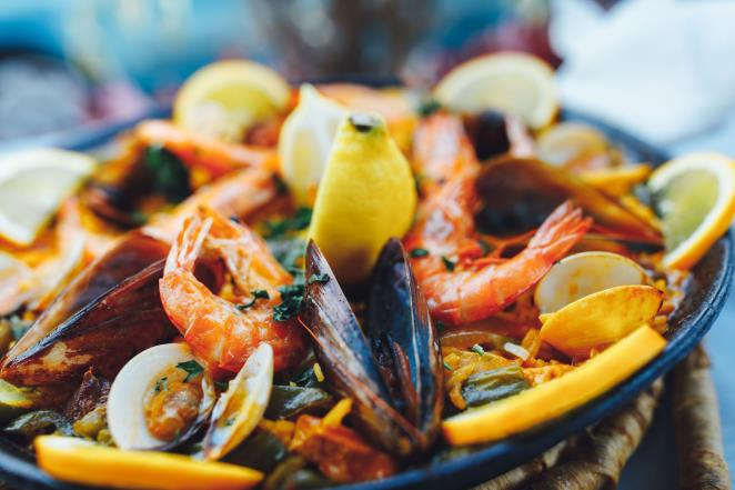 Taste the best of Cádiz: fish dishes, sherry and southern Spanish cuisine