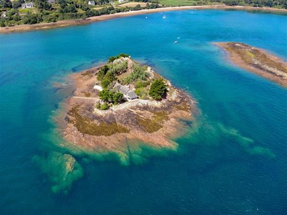 This French island with property is for sale for