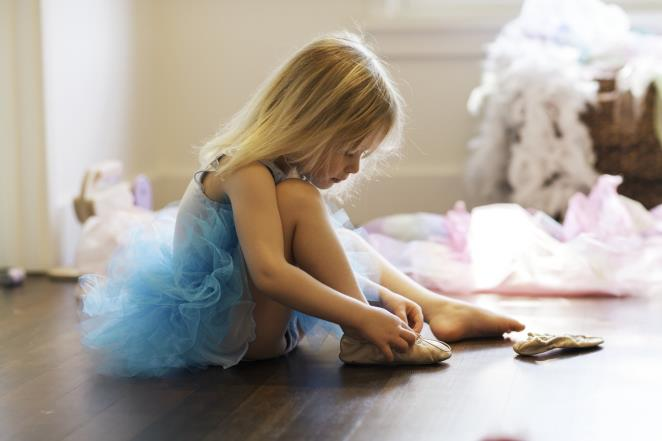 The parenting issue: quit ballet?