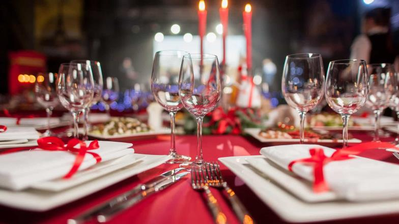 Tips for a perfectly set table during Christmas