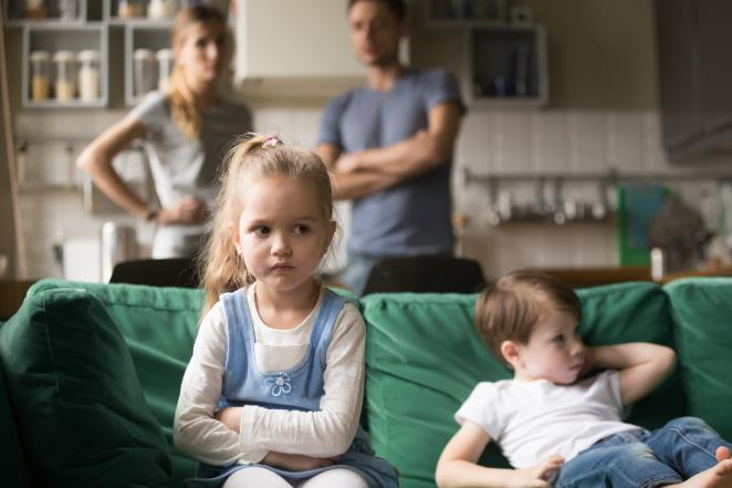 The upbringing issue: my daughter is catty