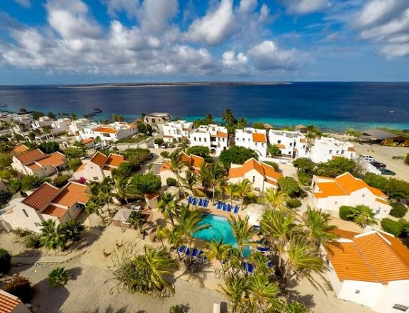 Holiday on Bonaire? We give you four reasons!