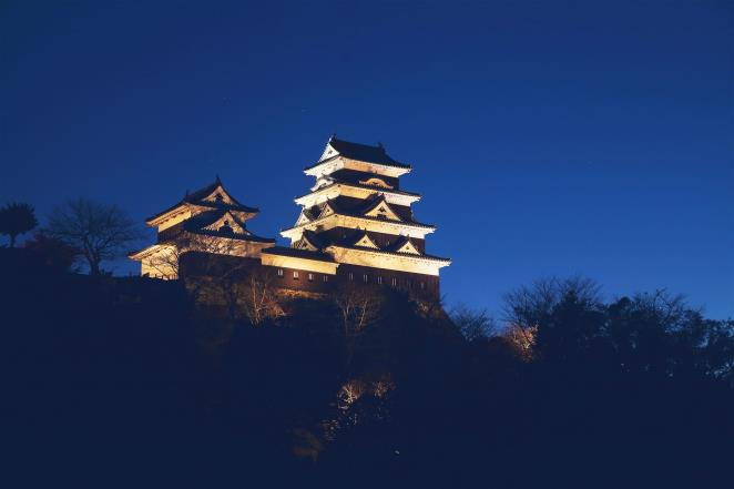 Historic castles in Japan open for overnight stays