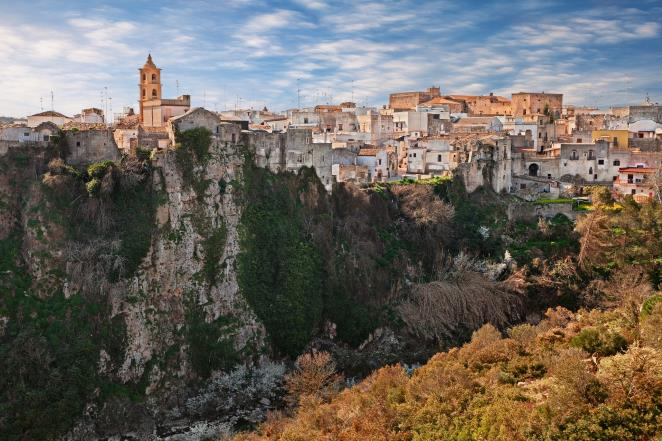 This Italian city offers properties for € 1