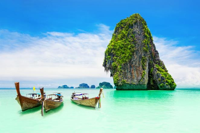 Discover the wonders of Thailand