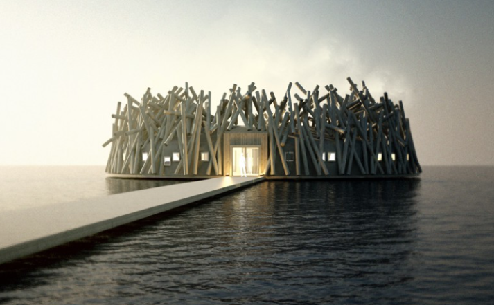 Sweden is opening a floating hotel and we are a fan